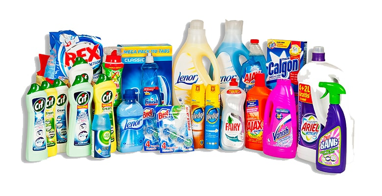 DETERGENTS AND COSMETICS
